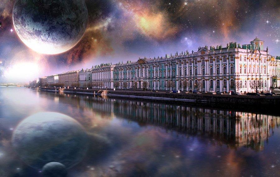 Концерт Классика втемноте: Космический Петербург