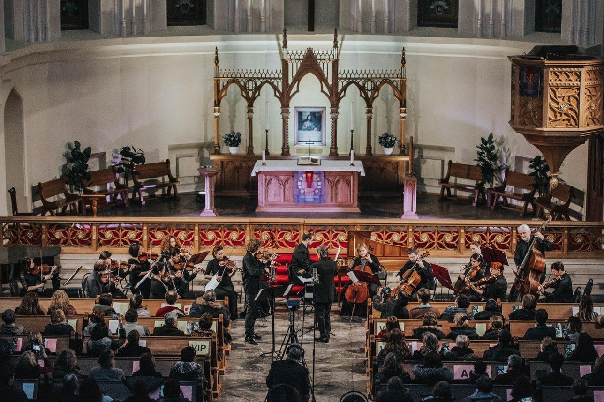 Концерт «Вивальди наНевском»
