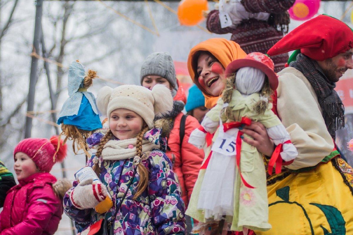 Масленичные гуляния вмузее-заповеднике «Павловск» 2019