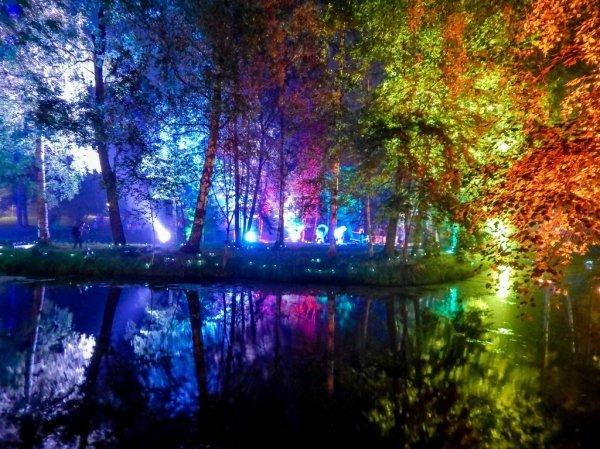 «Ночь света» вГатчине 2016