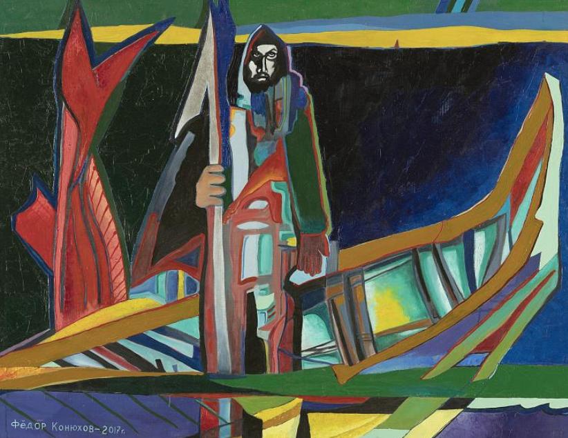 Выставка работ Федора Конюхова