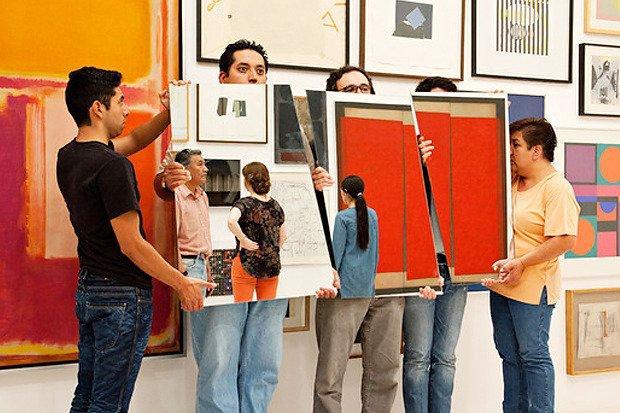 Фестиваль «Современное искусство втрадиционном музее» 2017