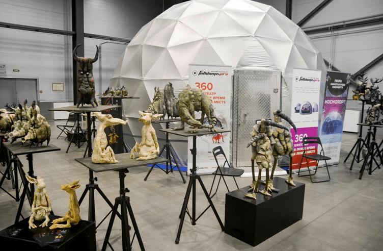 Выставка «ArtExpoSPb» 2017