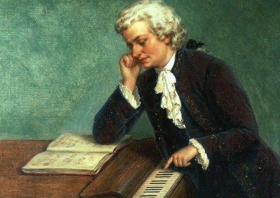 Концерт «К 260-летию содня рождения В. А. Моцарта»