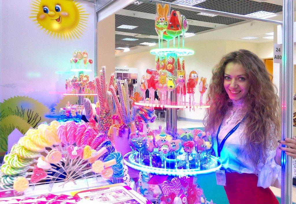 Фестиваль десертов имороженого «Есть можно»