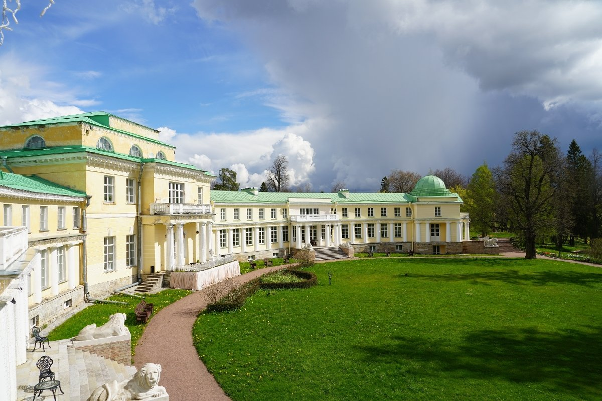 Парк Усадьбы Марьино открыт для посетителей