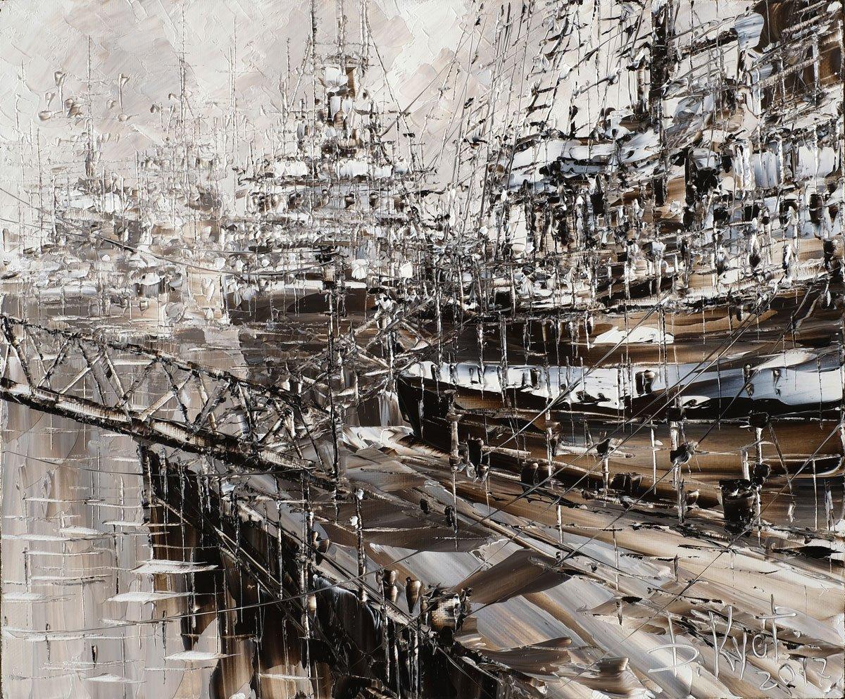 Выставка «Эксперимент итрадиция втворчестве Дмитрия Кустановича»