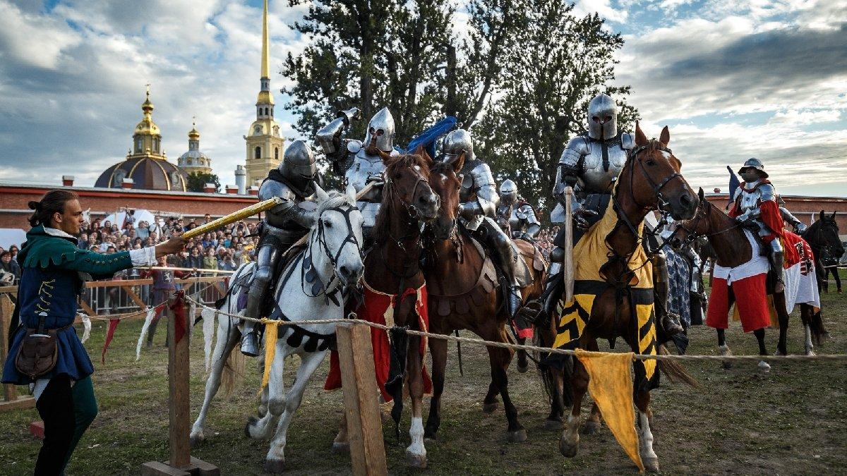 Исторический фестиваль «Битва наНеве» 2018