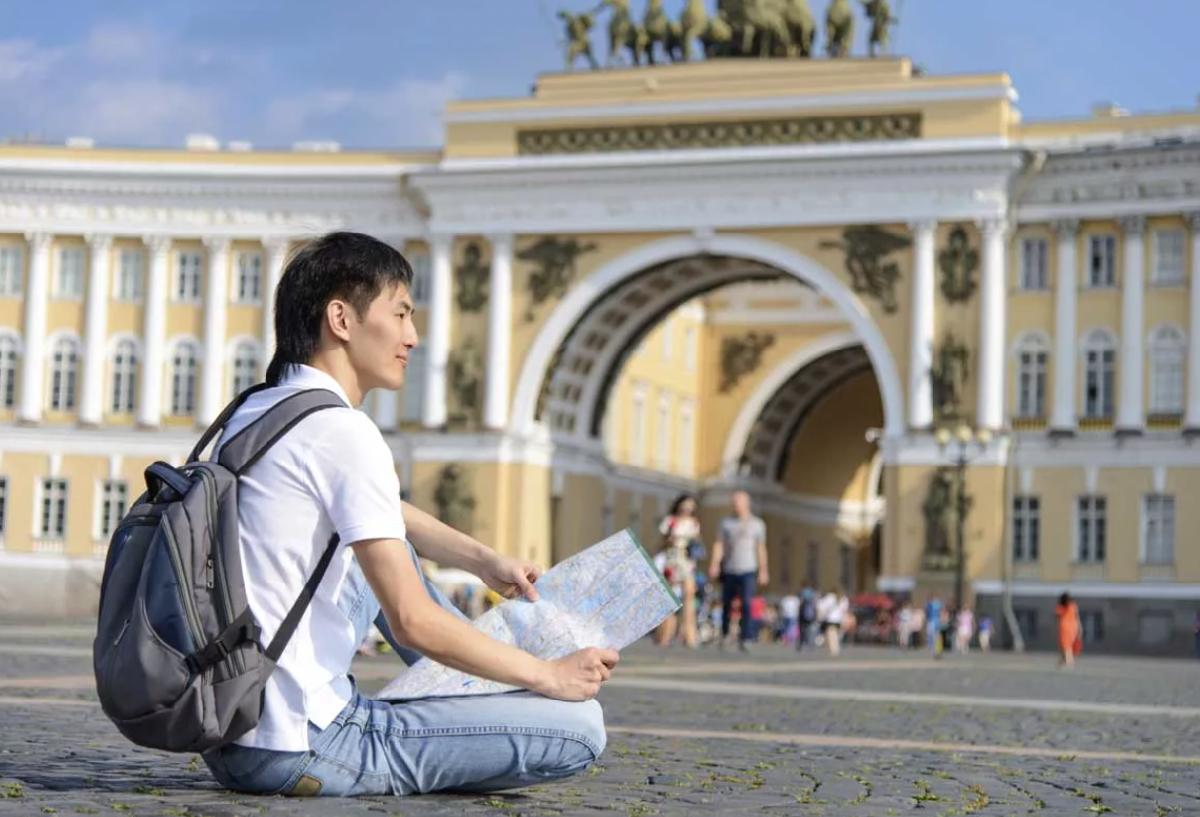 Социальная акция «Гостеприимный Петербург» 2021