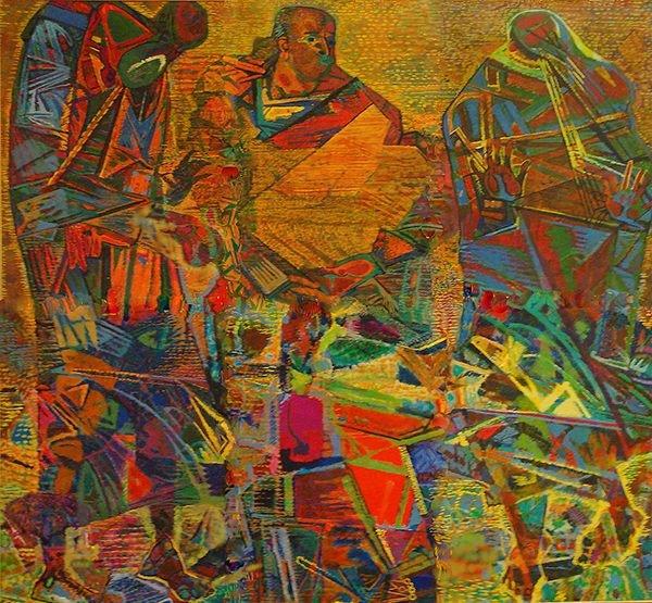 Выставка «Жития»