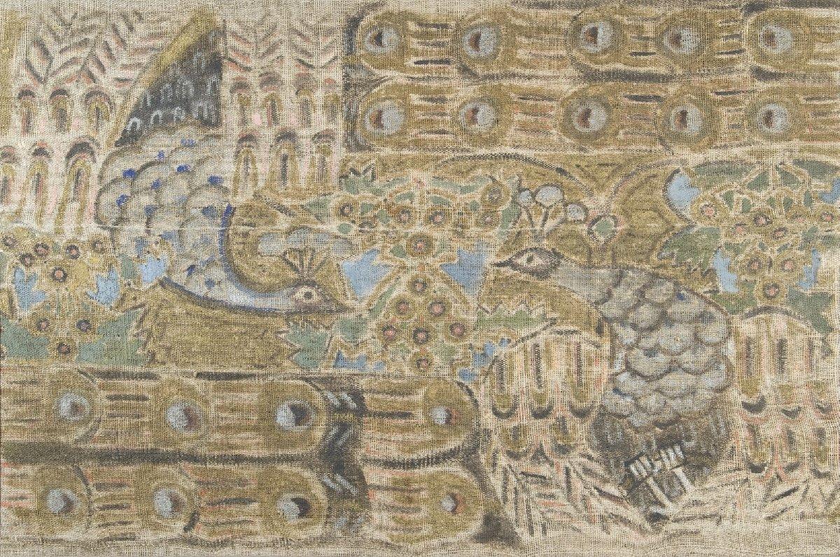 Выставка «Сказка наночь»