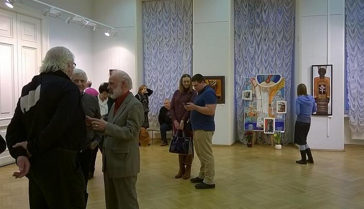 Выставка «Искусство эмали. Уроки мастерства»