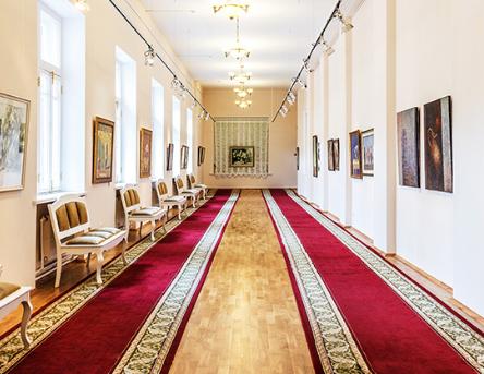 Выставка «Город, воспетый поэтами»