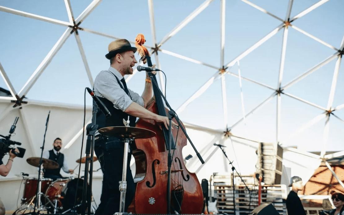 Концерты накрыше Roof Music Fest-2018