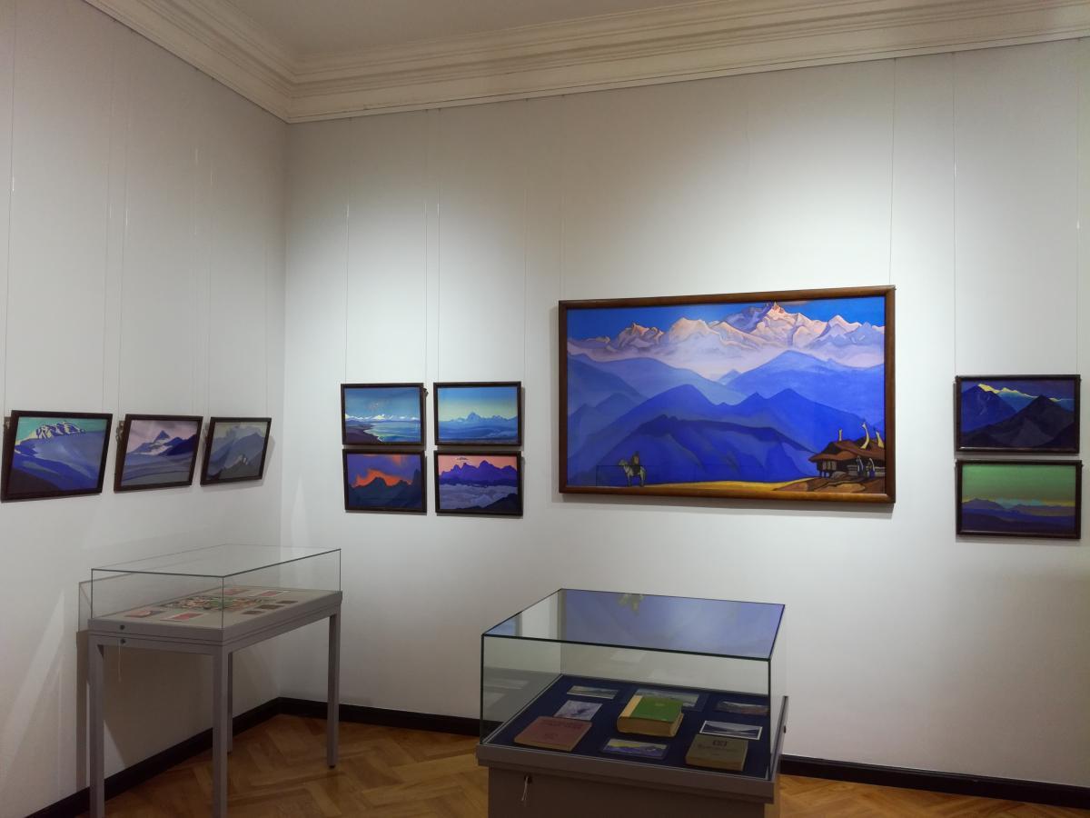 Выставка «Лхаса— земля богов»