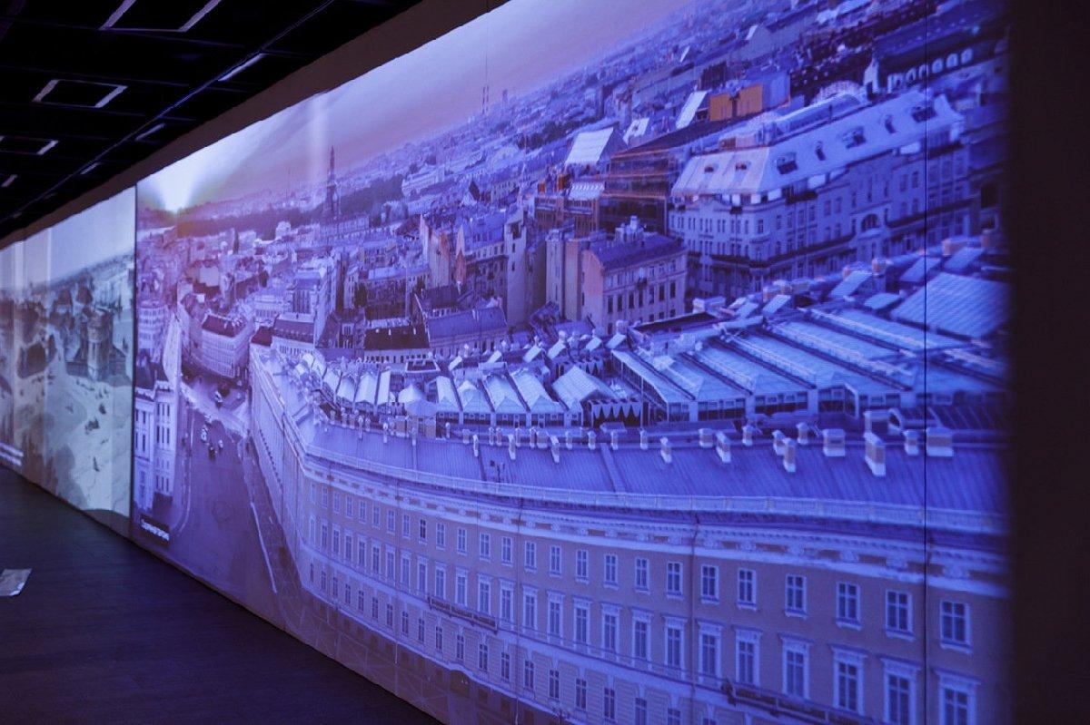 Выставка «Петербург 2103»