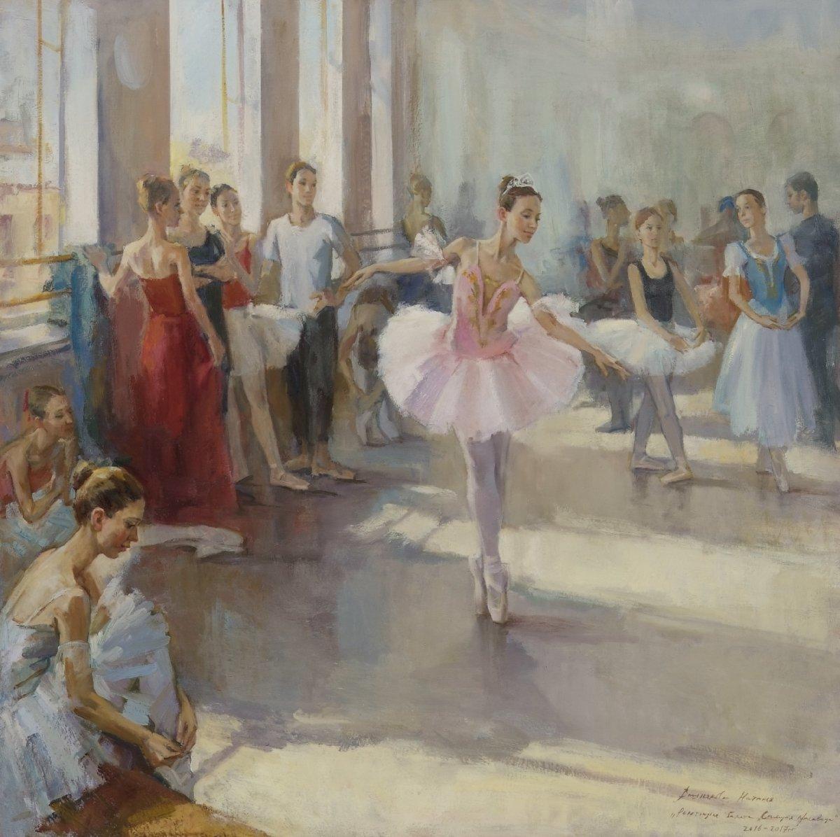 Выставка «Балет. Балет. Балет! Галина Уланова иотечественная школа балета»