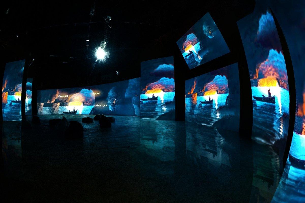 Выставка «Айвазовский. Ожившие полотна»