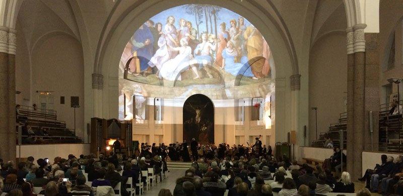 Органный вечер ссимфоническим оркестром