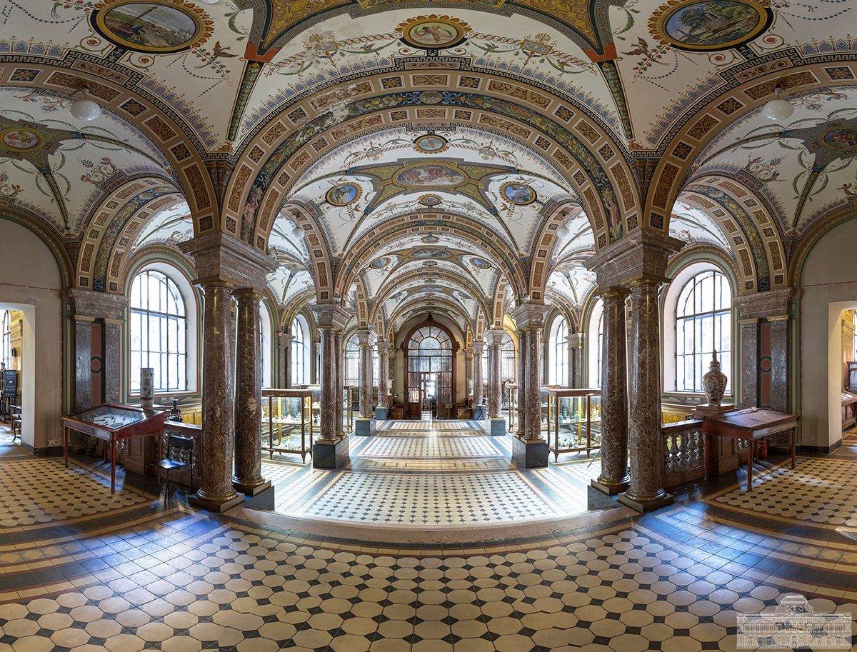 Музей прикладного искусства Академии Штиглица