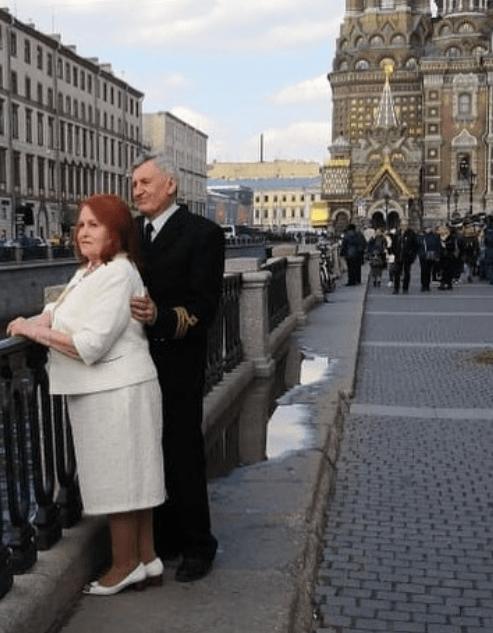 Выставка «Золотые свадьбы Петербурга»