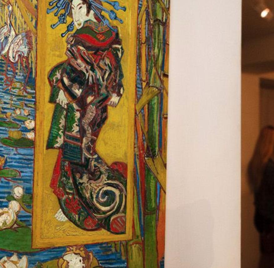 Выставка «Вдохновение Японией»