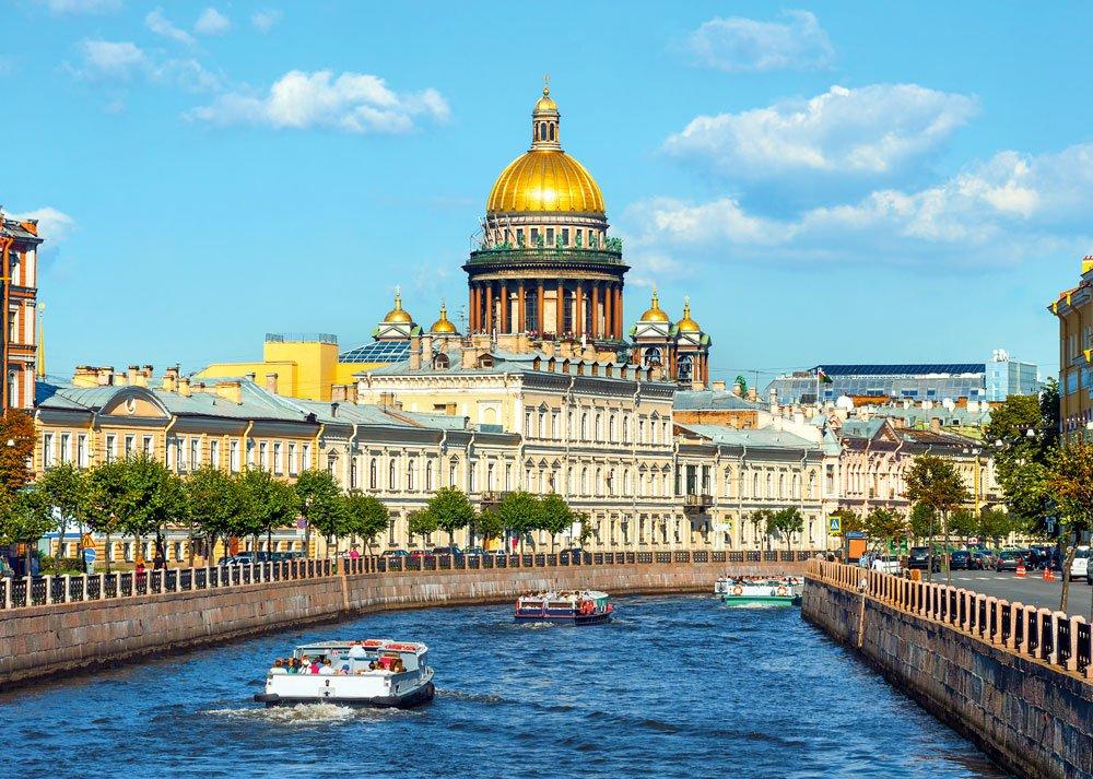 Топ-10 интересных событий вСанкт-Петербурге навыходные 2 и3 июня