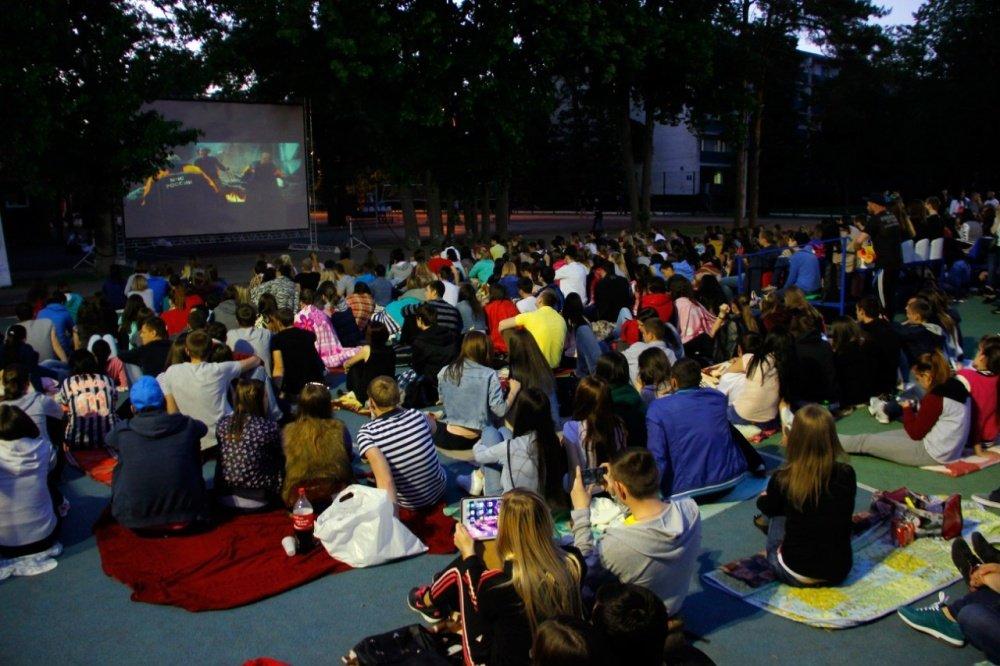 Кино под открытым небом 2016