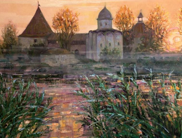 Выставка «Сны Ладоги»
