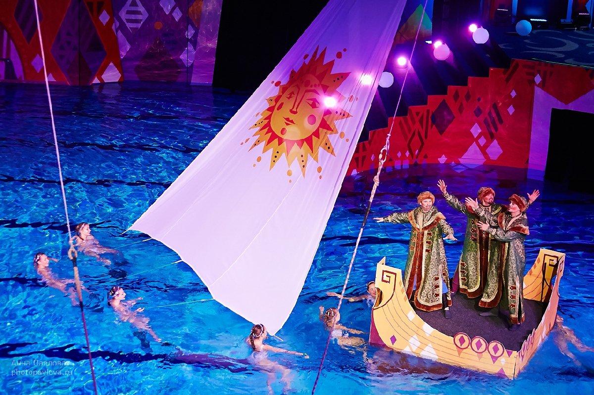 Шоу наводе для всей семьи «Сказка оцаре Салтане»