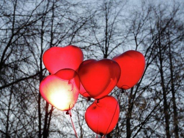 День Святого Валентина вцентре активного отдыха «Жар-Птица»