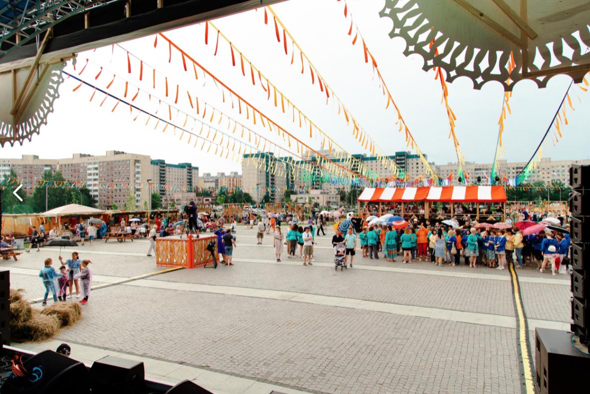 Фестиваль «Славянская ярмарка-2021»