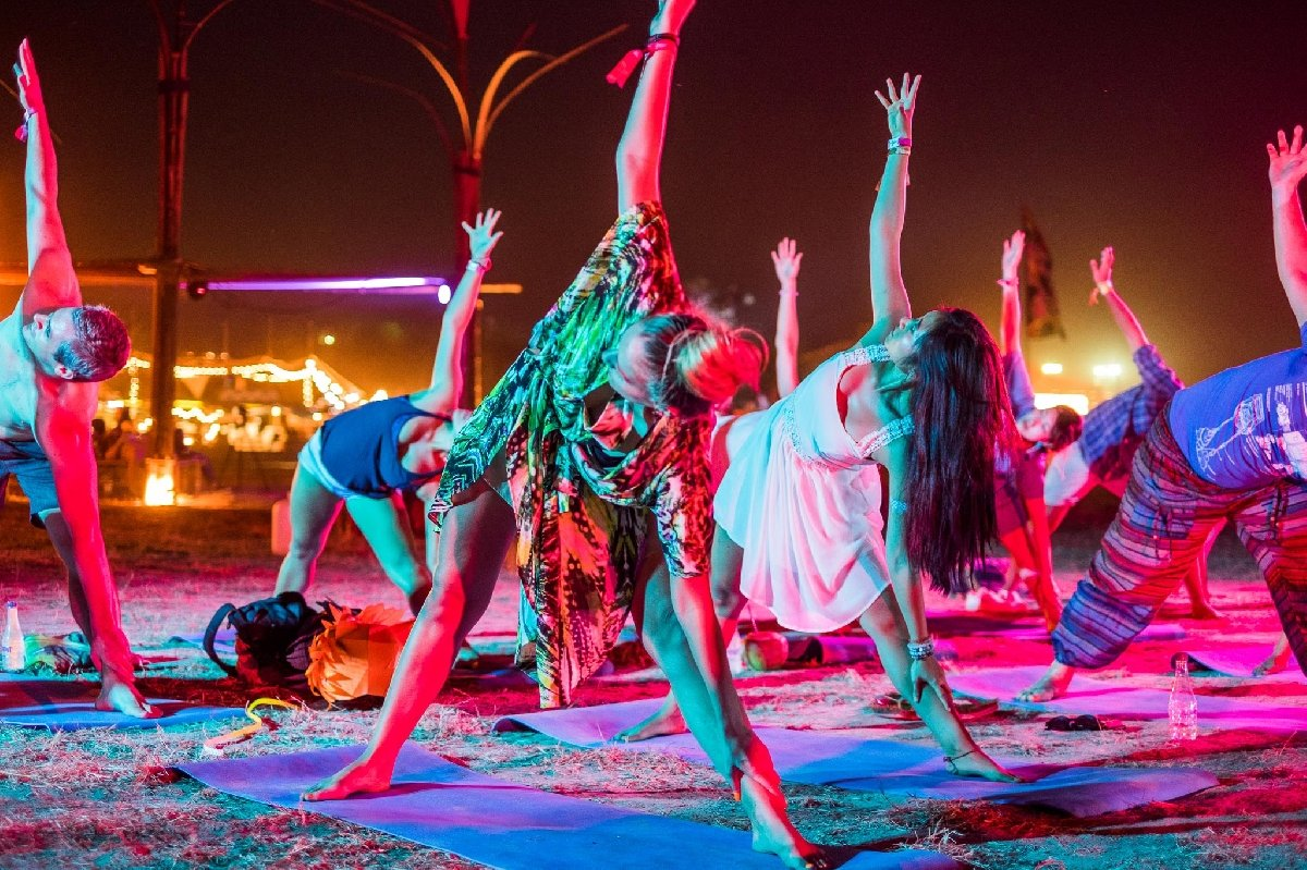 Фестиваль музыки, танцев, красоты имоды «GROM» 2019