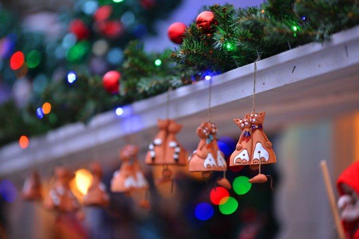Новогодняя иРождественская ярмарка наЕлагином острове 2016
