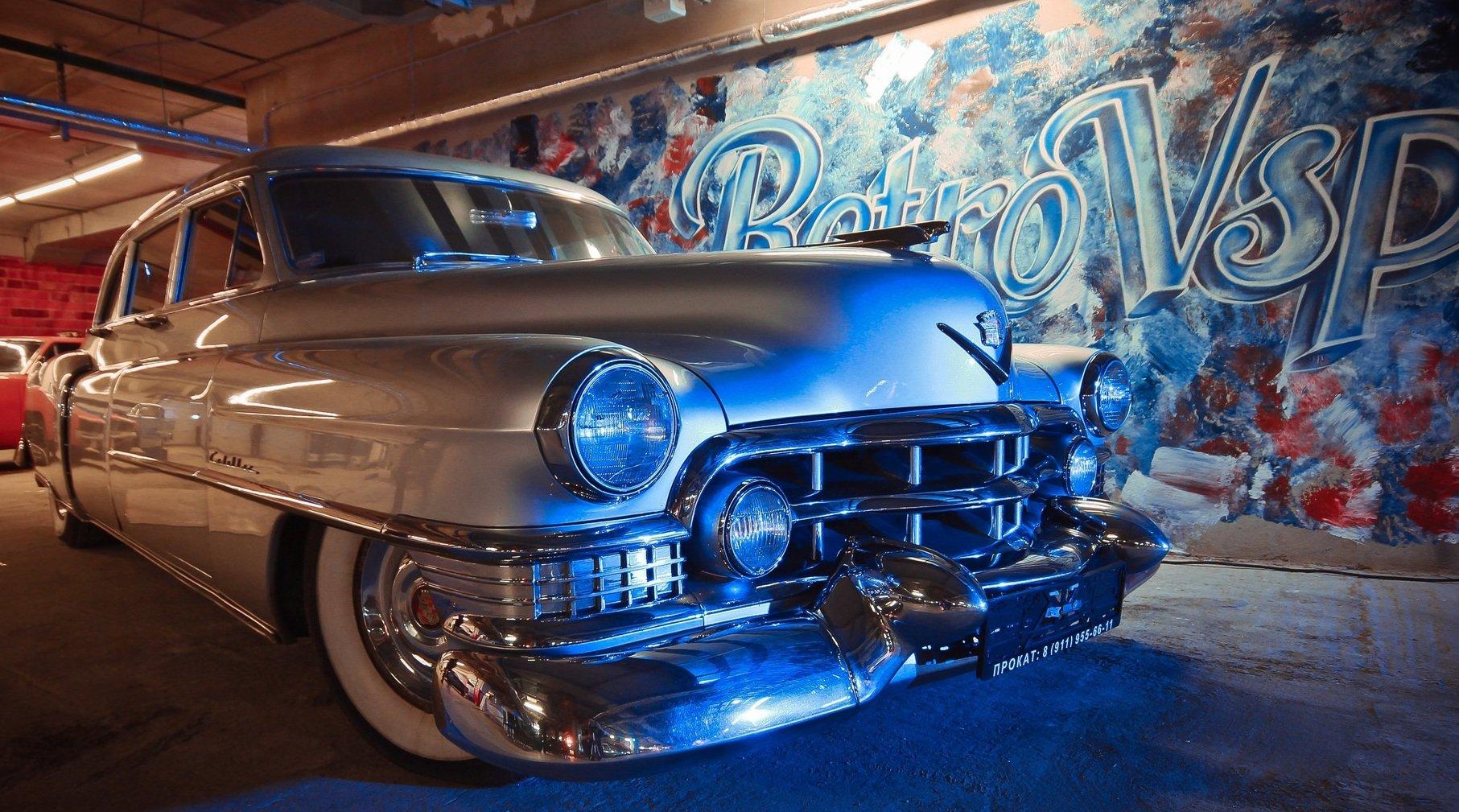 1c48ef60ff6ee Выставка ретро автомобилей «Muscle Car Show» фотографии ...
