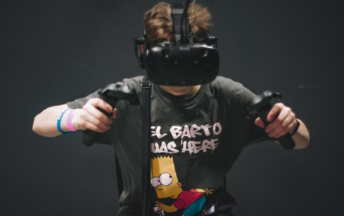 Интерактивная Выставка Виртуальной Реальности» лето 2021