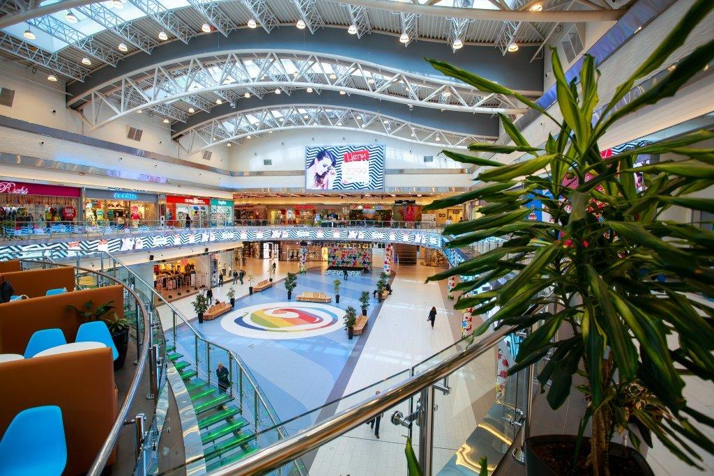 Торгово-развлекательный комплекс «Питер Радуга»