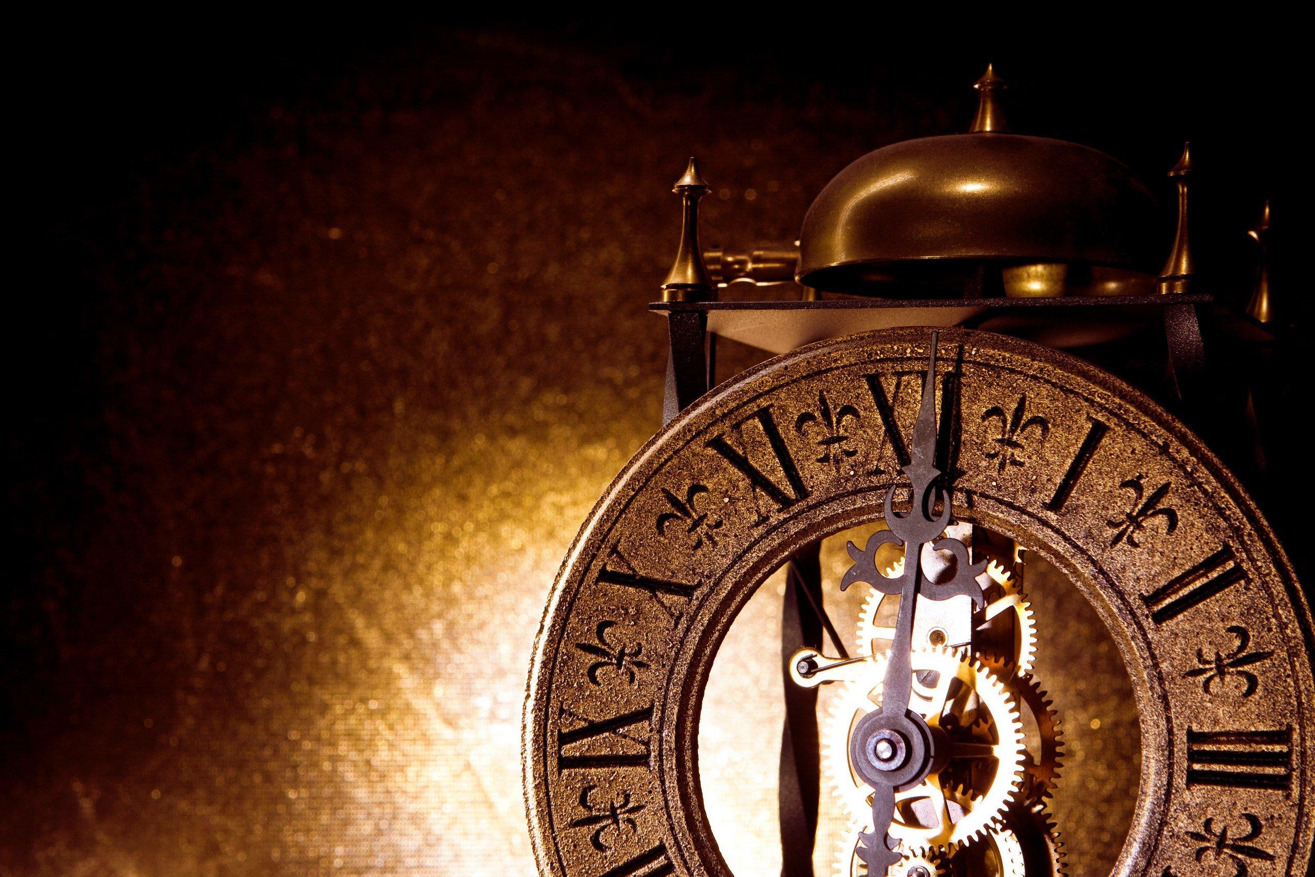 Программа «Время прячется вчасах»