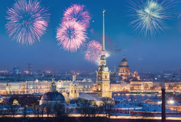 День Победы вСанкт-Петербурге 2017