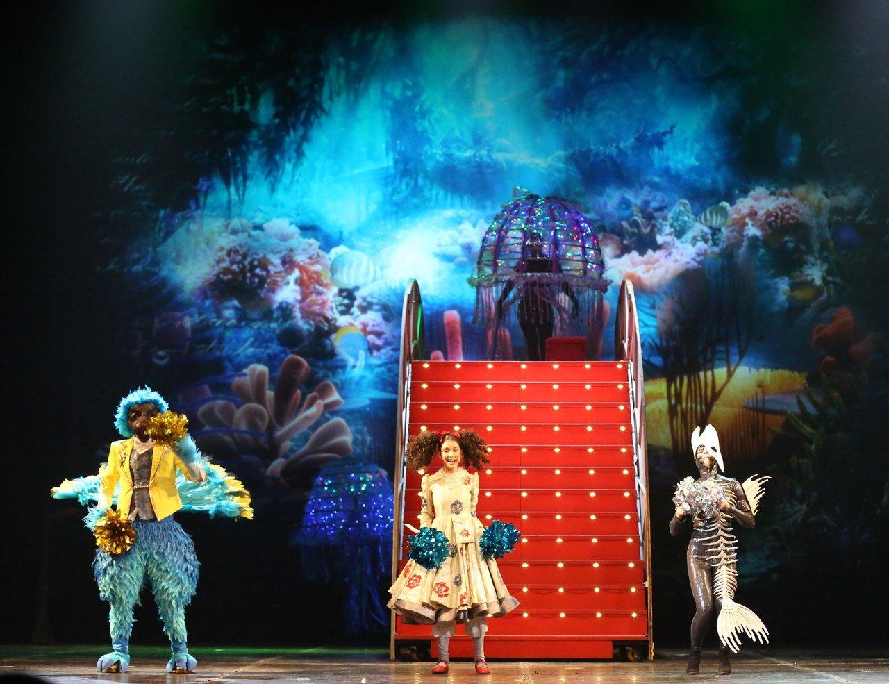 Мюзикл «Алиса встране чудес»