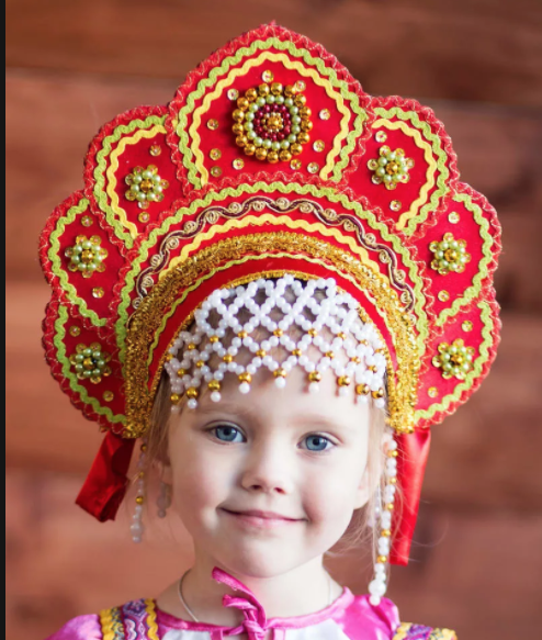 Флешмоб «Русская корона» 2016