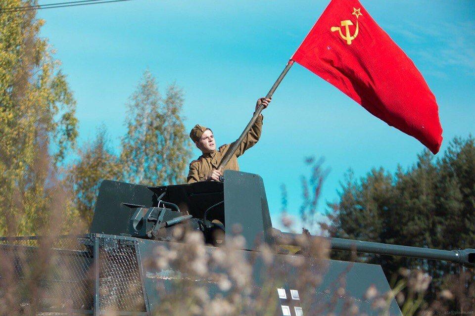 Военно-историческая реконструкция «Последний бой»