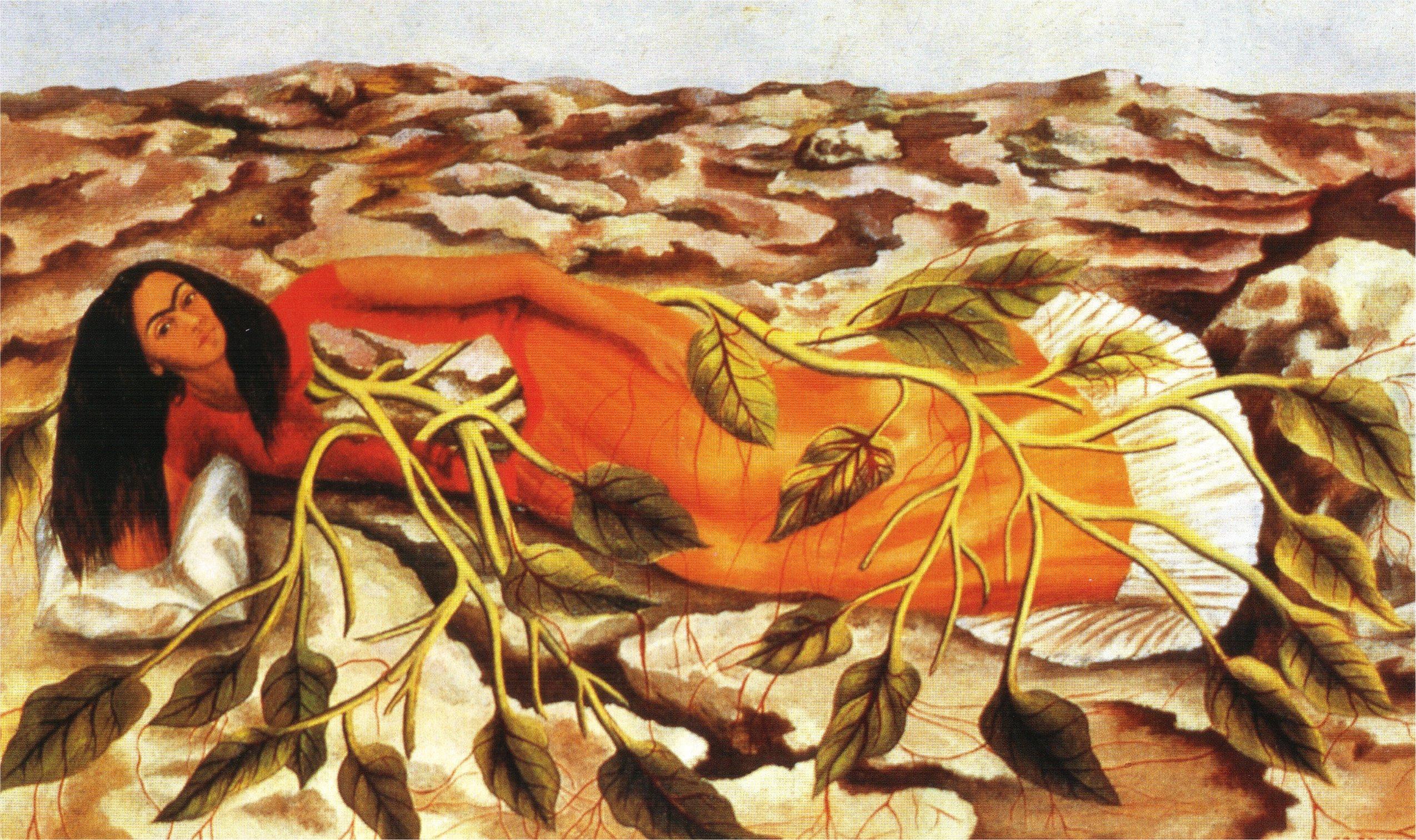 Выставка «Фрида Кало. Живопись играфика изсобраний Мексики»