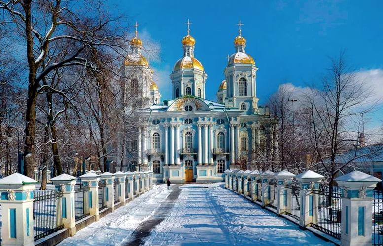 Санкт петербург зимой картинки