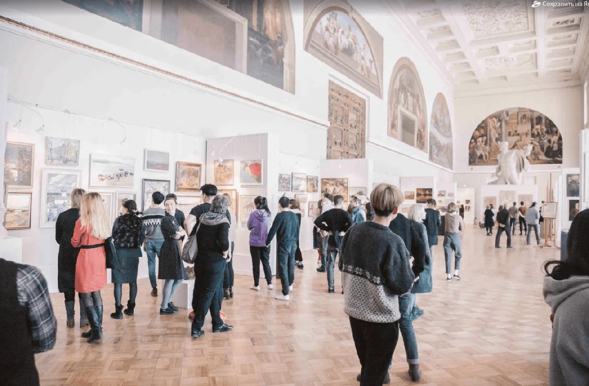 Выставка «Летняя практика 2018»