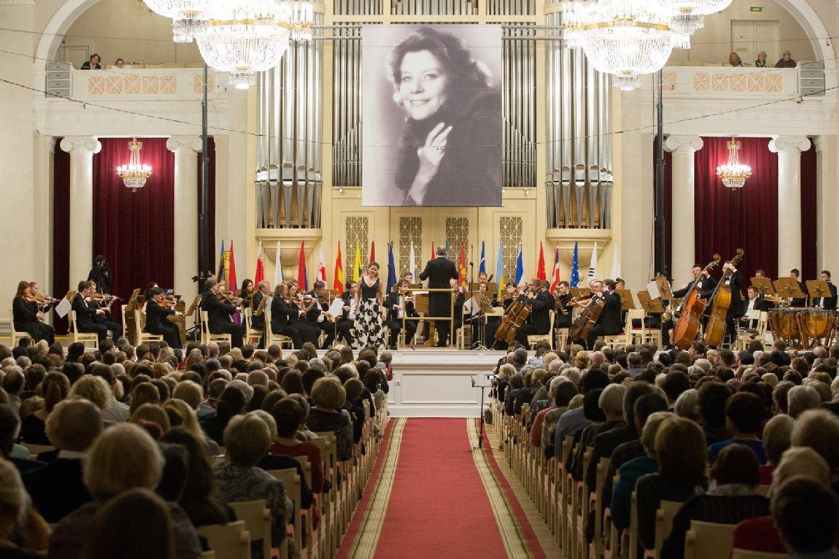 Конкурс молодых оперных певцов Елены Образцовой 2019