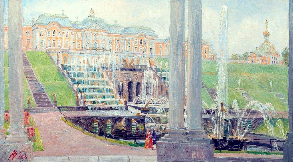 Выставка «Петергоф– Ихэюань: летние императорские резиденции»