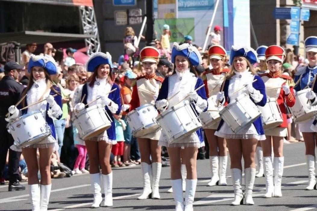 День города Санкт-Петербург 2019