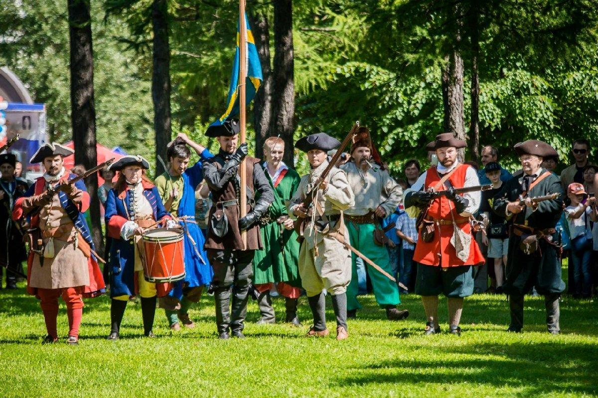 Исторический культурный фестиваль «За Россию ироссийское благочестие» 2017