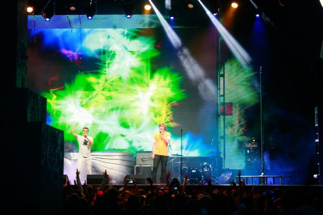 Концерт группы Иванушки International
